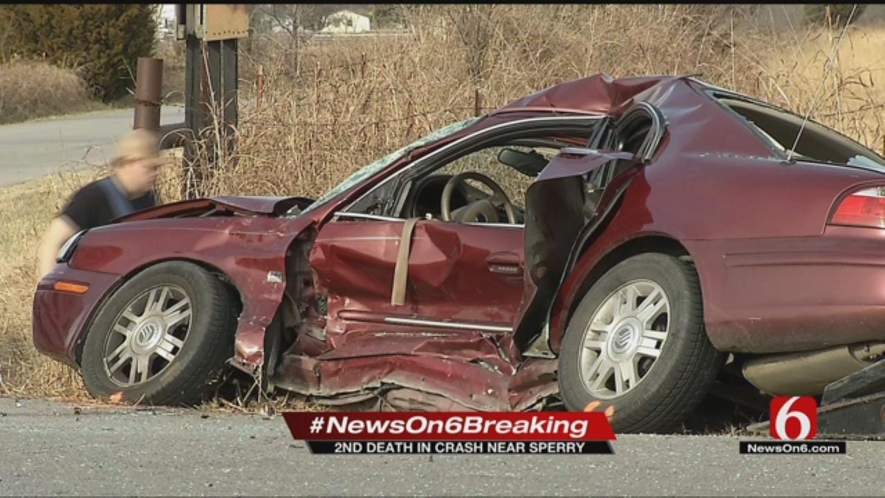 Second Person Dies After Sperry Christmas Day Crash