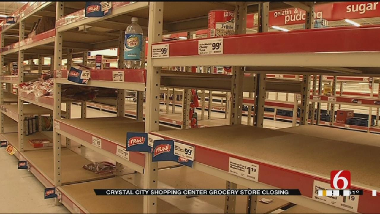Crystal City Grocery Store Closes, Will Re-Open Under New Owners