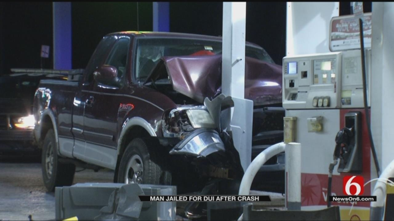 Driver Arrested For DUI After Berryhill Crash