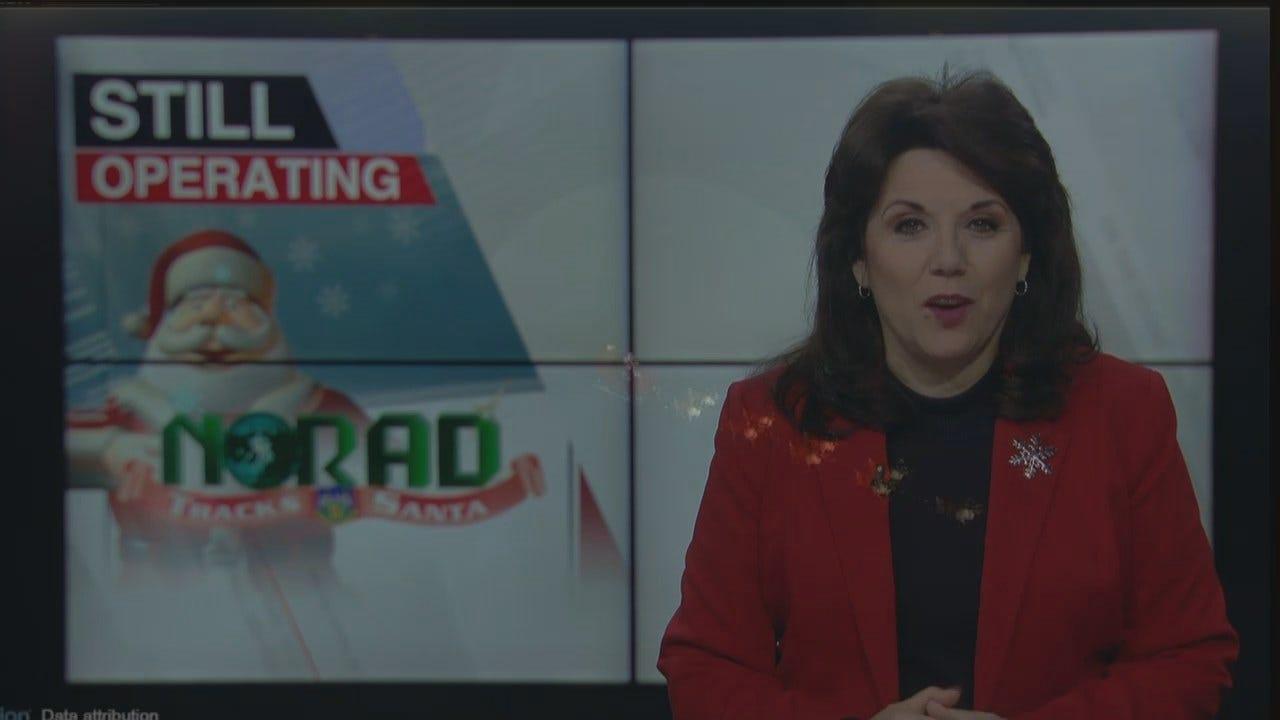 NORAD Still Tracking Santa Despite Government Shutdown