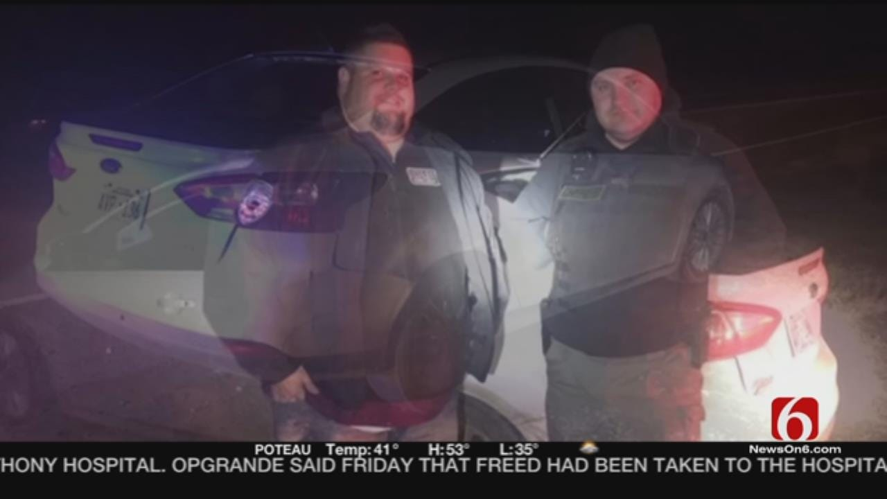 8 In Jail After Special Haskell County Operation
