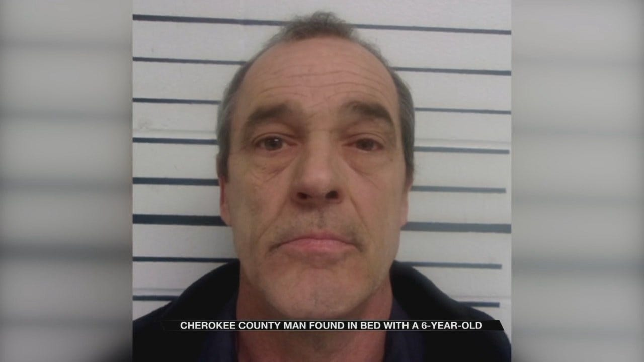 Cherokee County Man Accused Of Lewd Acts With Child