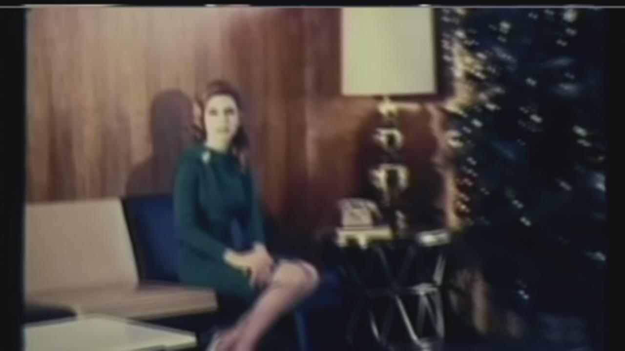 Help Identify Woman In 1968 KOTV/Philbrook 'Christmas Postcard'