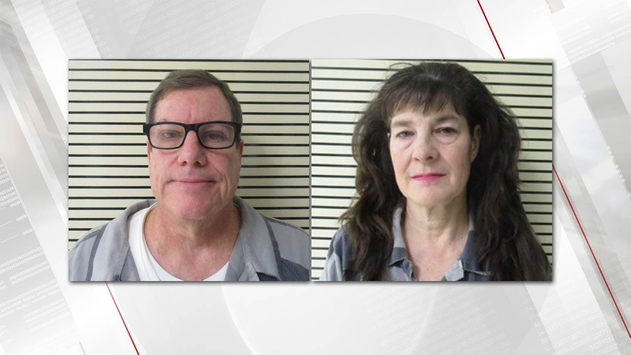 Wagoner County Couple Charged With Murder Of Their Grandson