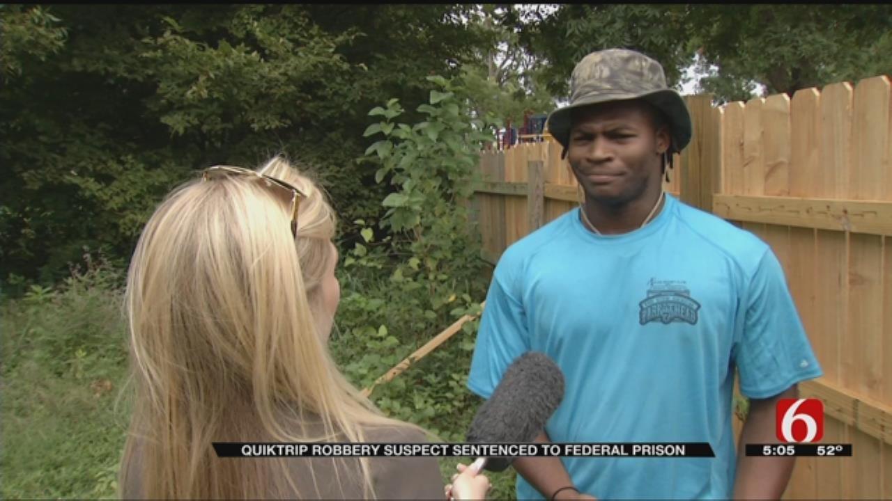 Former Broken Arrow Football Star Sentenced To Federal Prison