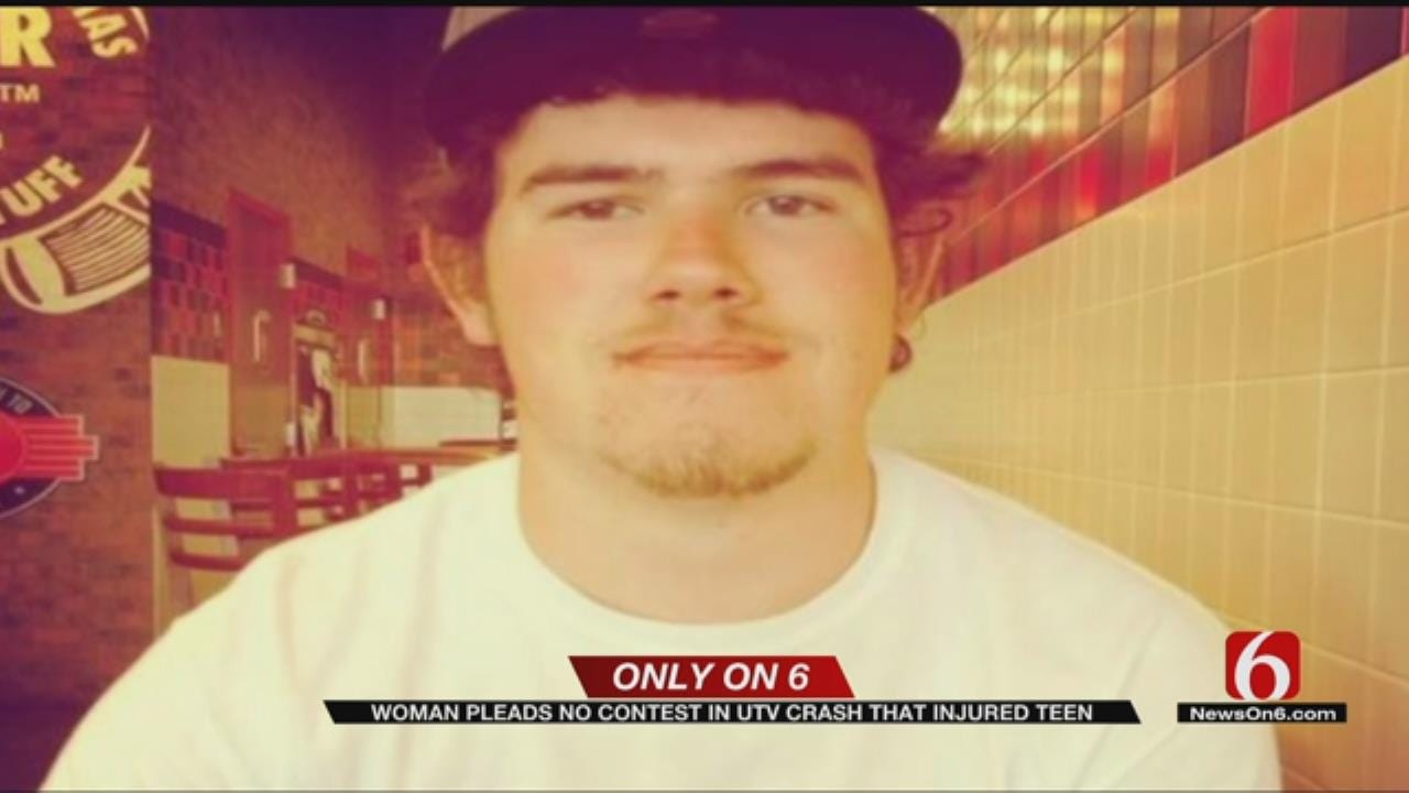 "UTV Crash Victim Asks Suspect ""Why?"" During Impact Statement"