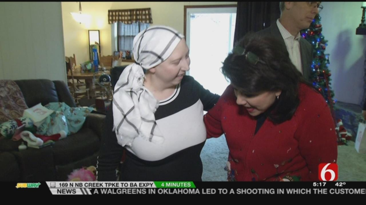 6 Days Of Christmas: Helping Breast Cancer Survivor In Need