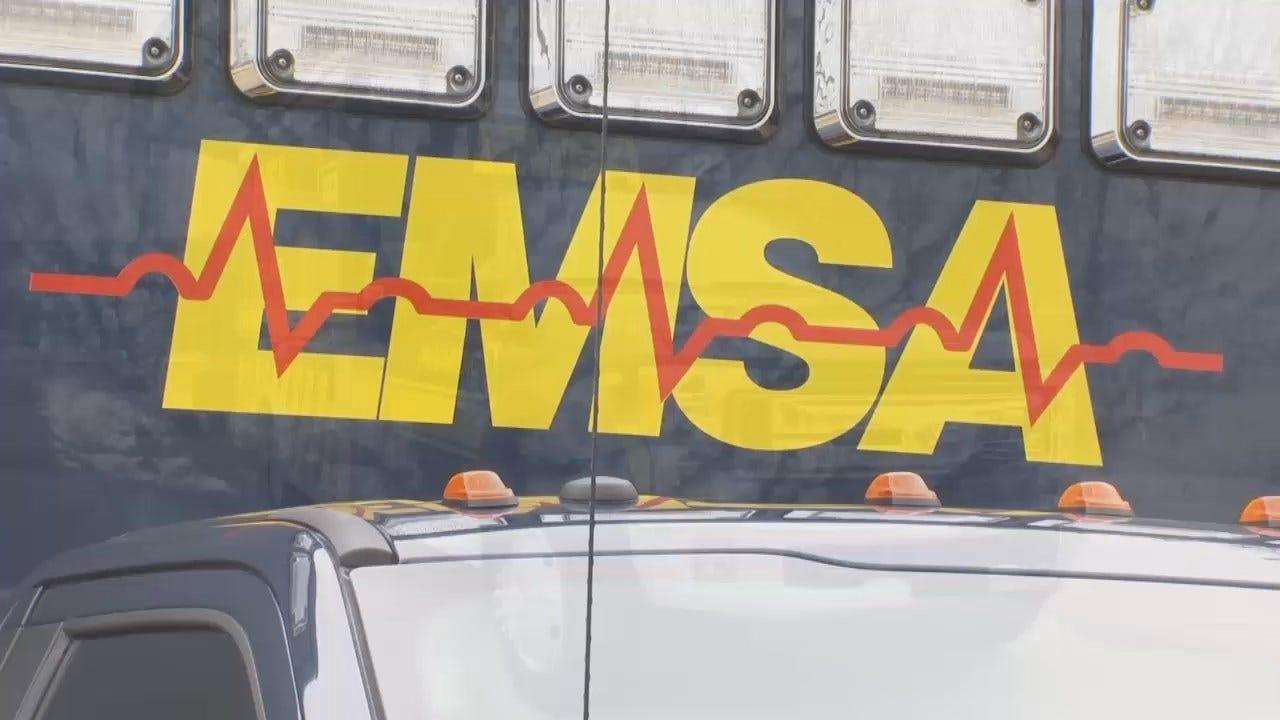 Video Of EMSA Ambulance's New Design