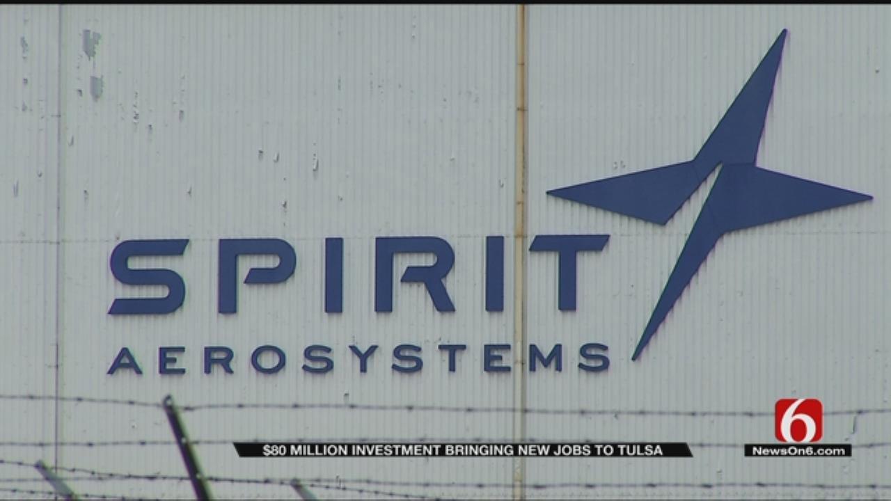 Spirit AeroSystems Announces Tulsa Expansion
