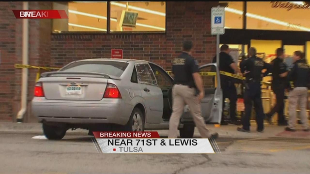 WATCH: Report From Scene Of Tulsa Walgreens Active Shooter