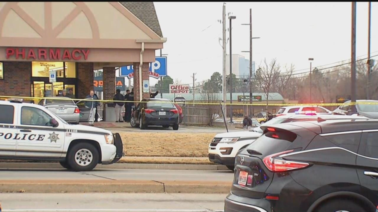 WATCH: Active Shooter Reported At Tulsa Walgreens