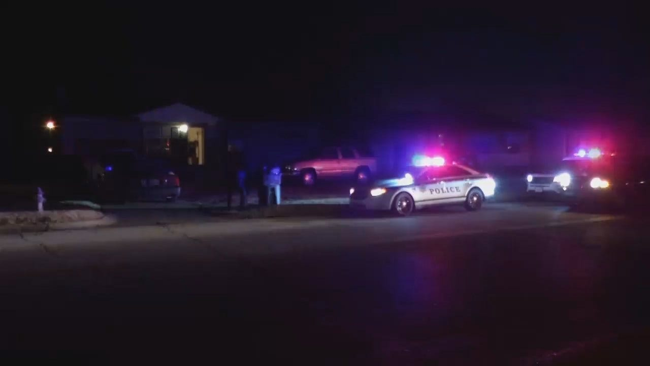 Video From Scene Of Tulsa Shooting