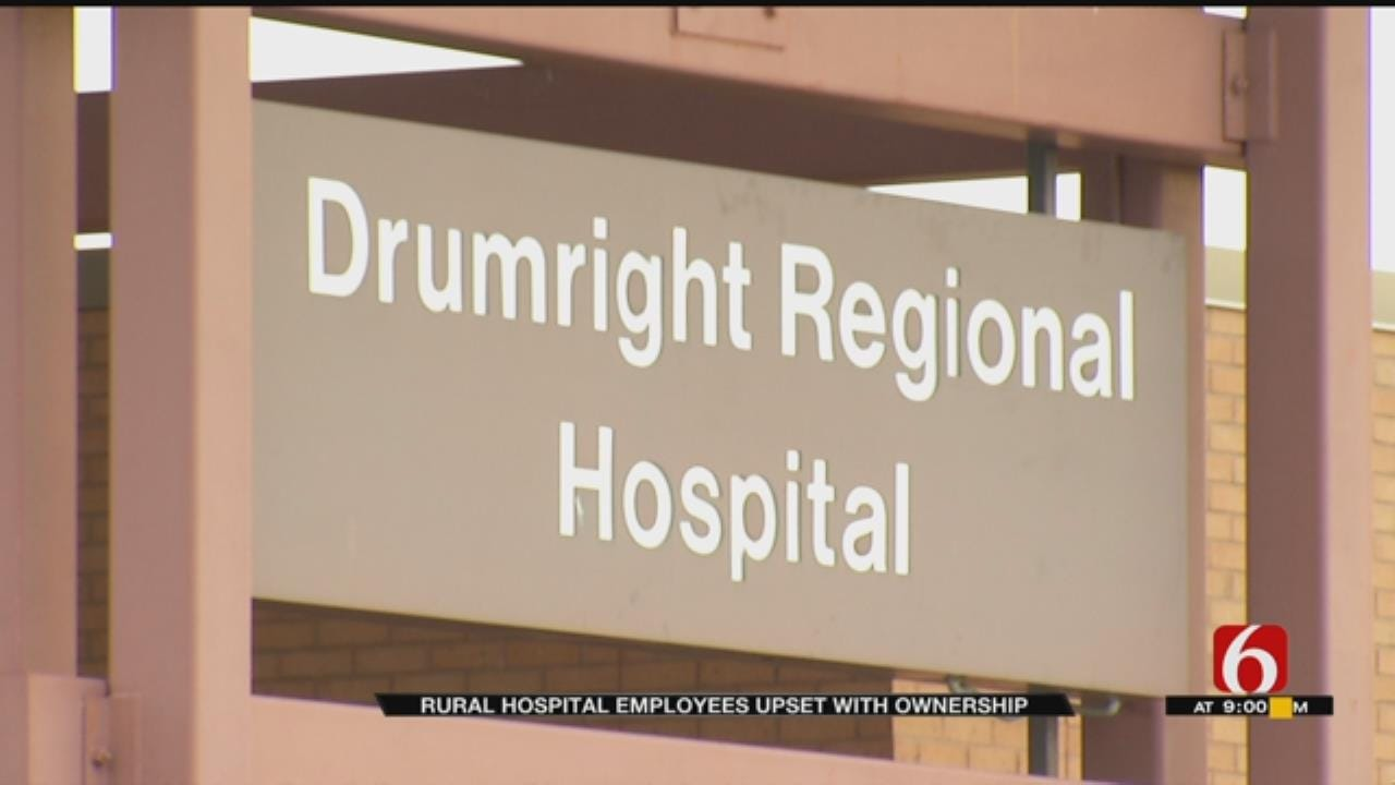 Drumright Hospital Employees Frustrated With Ownership