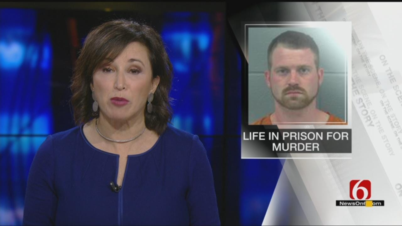 Claremore Man Sentenced To Life In Prison For 2016 Murder