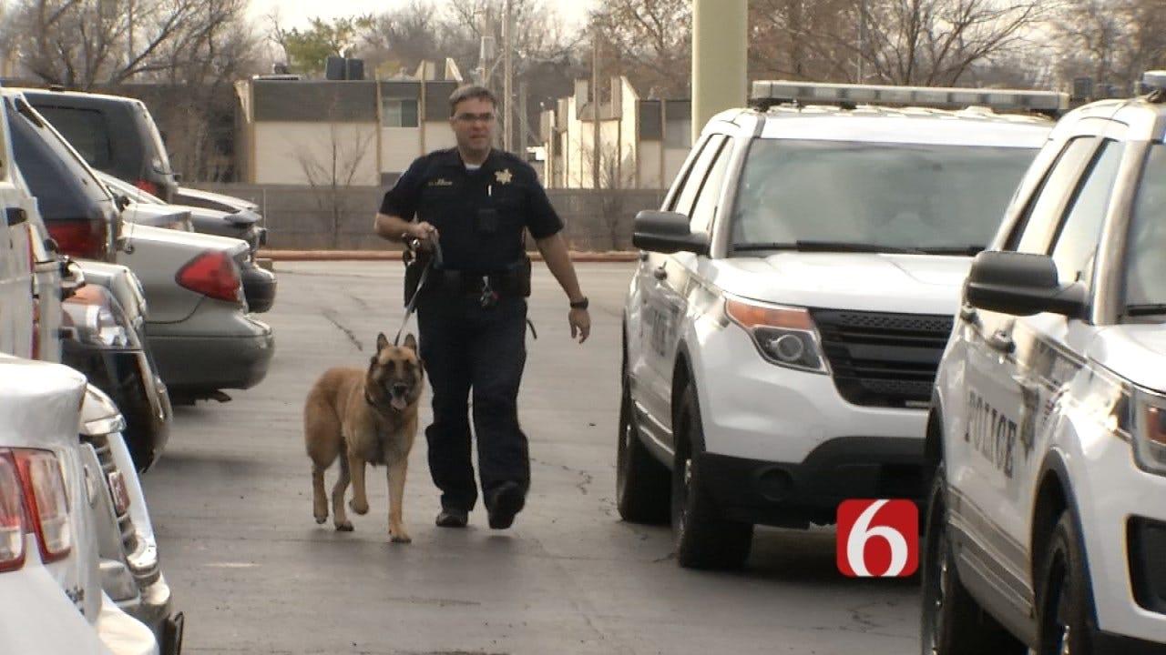 WATCH: Couple Uses Shotgun To Carjack 2 Victims, Tulsa Police Say