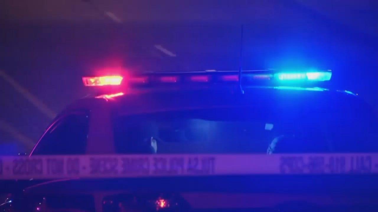 Video From Scene Of Tulsa Fatal Crash