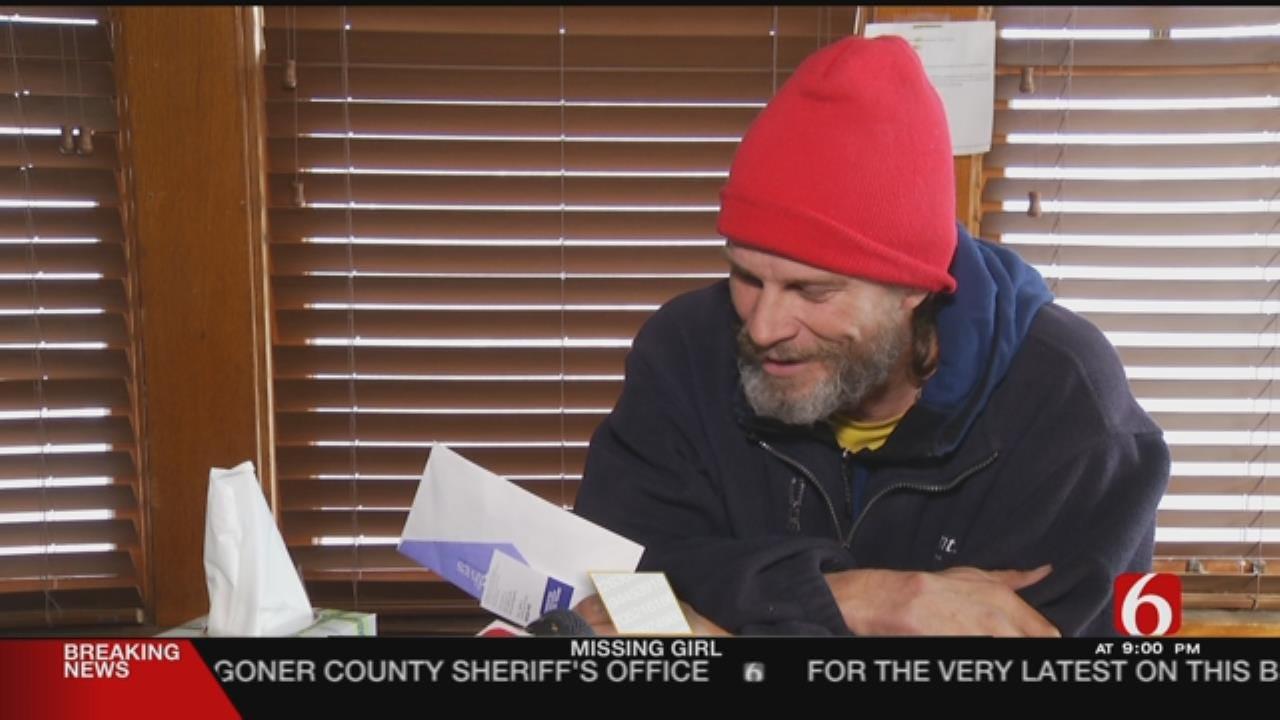 "Tulsa's ""A Better Way"" Program Making Impact on Homelessness"