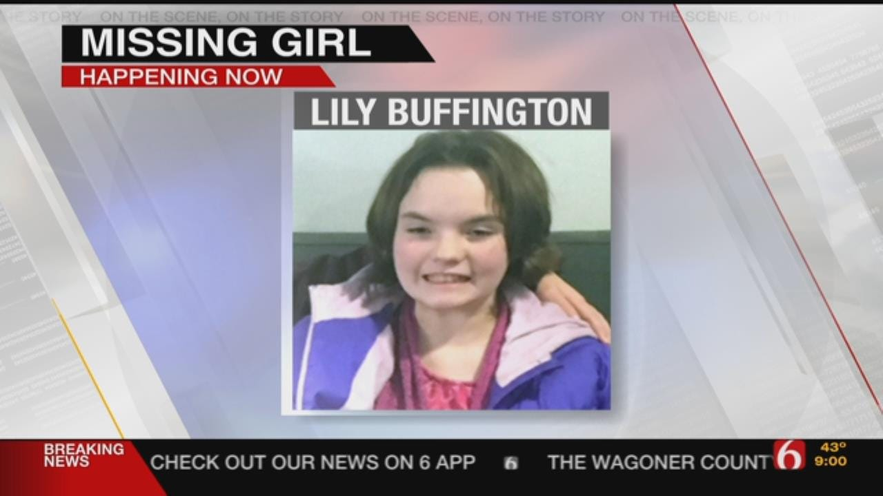 Wagoner County Deputies Searching For Missing Juvenile
