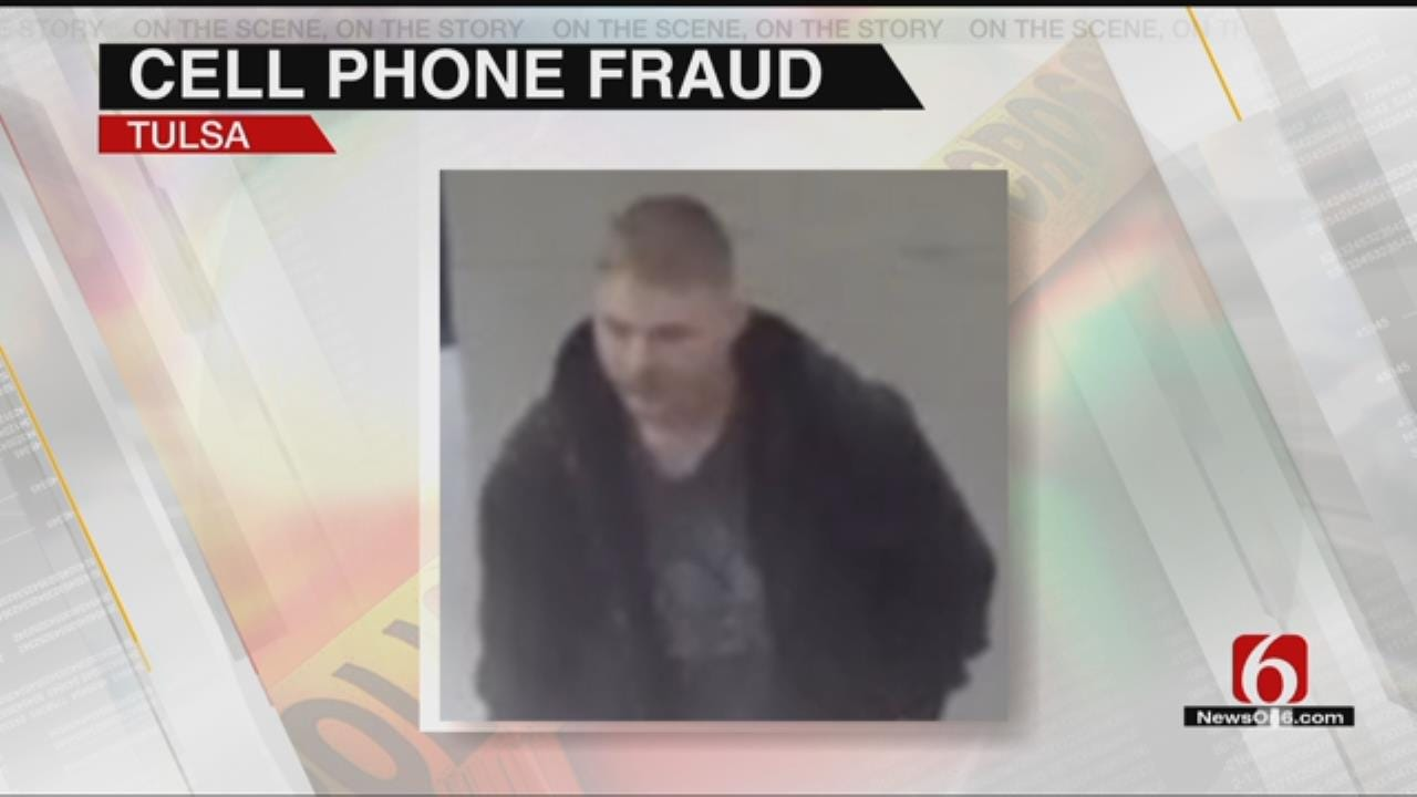 Tulsa Police Looking For Help Identifying Suspect In Fraud Case