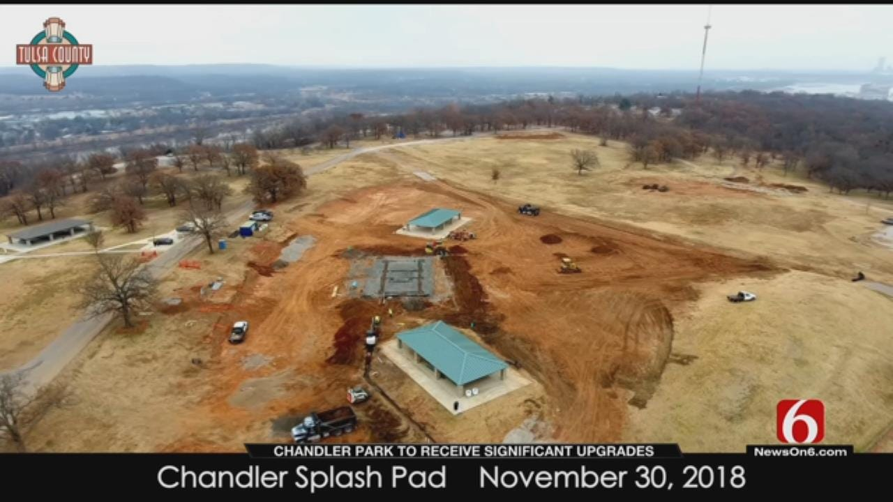Multi-Million Dollar Upgrades Announced For Chandler Park in Tulsa