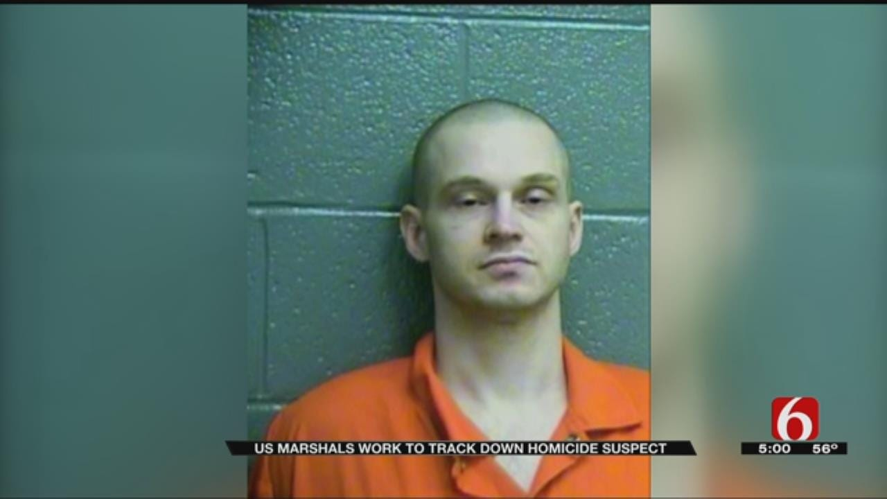 U.S. Marshals Following Leads On A 2015 Homicide Suspect