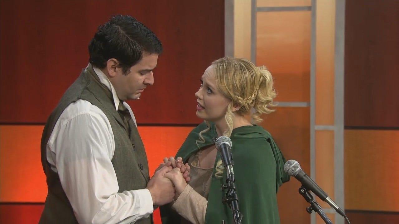 Tulsa 'A Christmas Carol' Performers Sing
