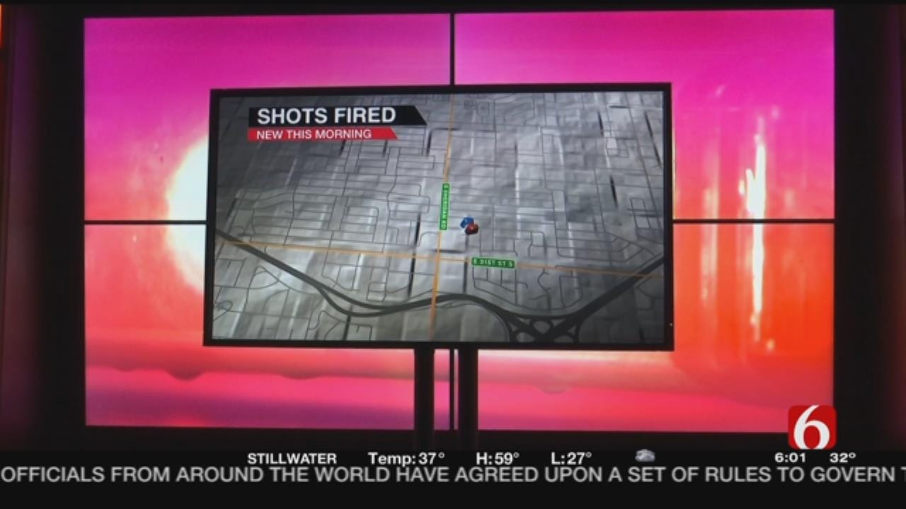 Residents Report Gunshots After Party In Tulsa Neighborhood