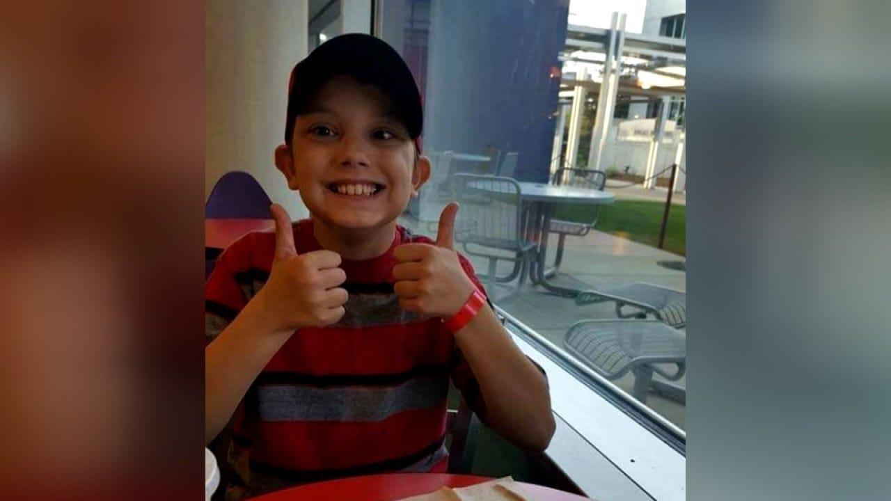 Broken Arrow Boy Remembered Day Before 12th Birthday