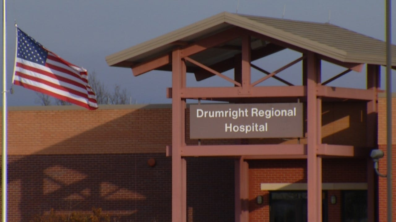Drumright Health Care Workers Fear For Future Of Rural Hospital