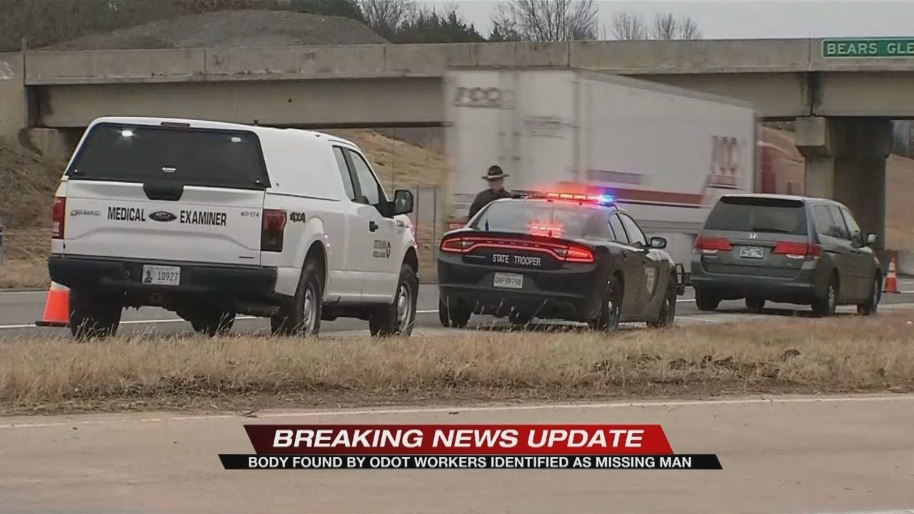 Missing Cleveland Man's Body Found In Pawnee County