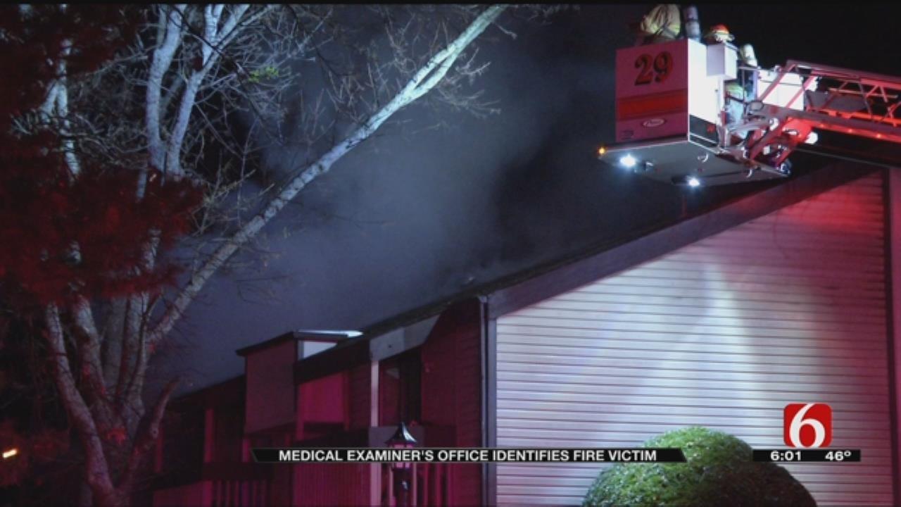 Victim Identified In Fatal Tulsa Apartment Fire