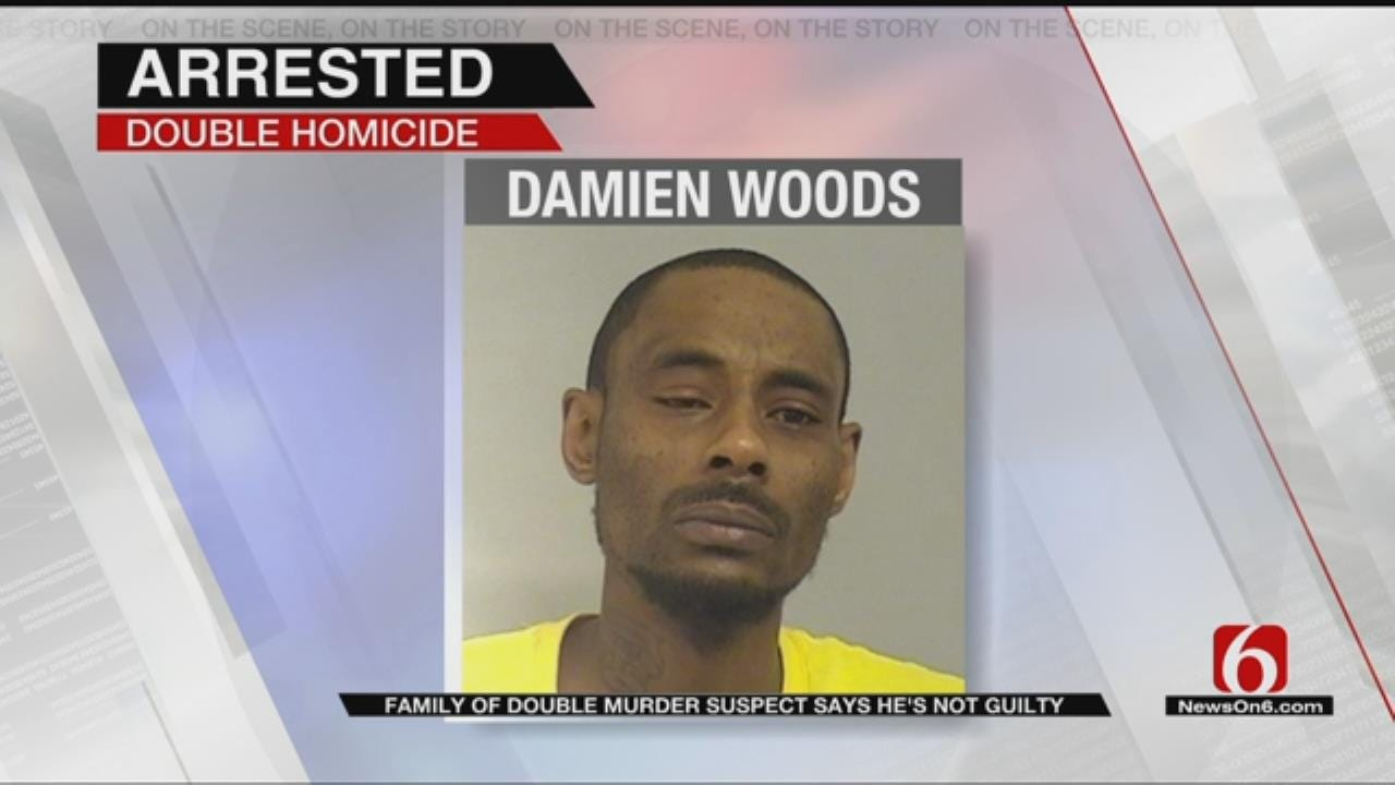 Tulsa Family Says Double Homicide Suspect Is Not A Killer