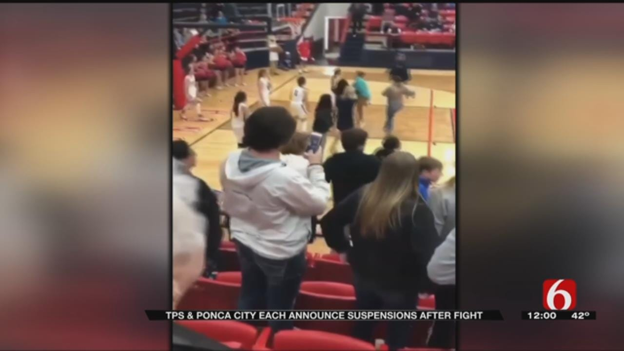 Suspensions Recommended After Brawl At Ponca City/East Central HS Game