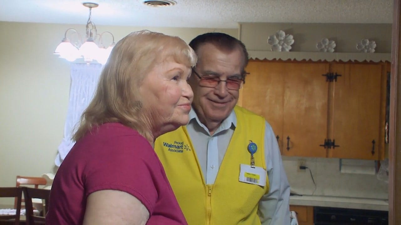 80 Year Old Wagoner Man Still Working After Losing Pension In 1994