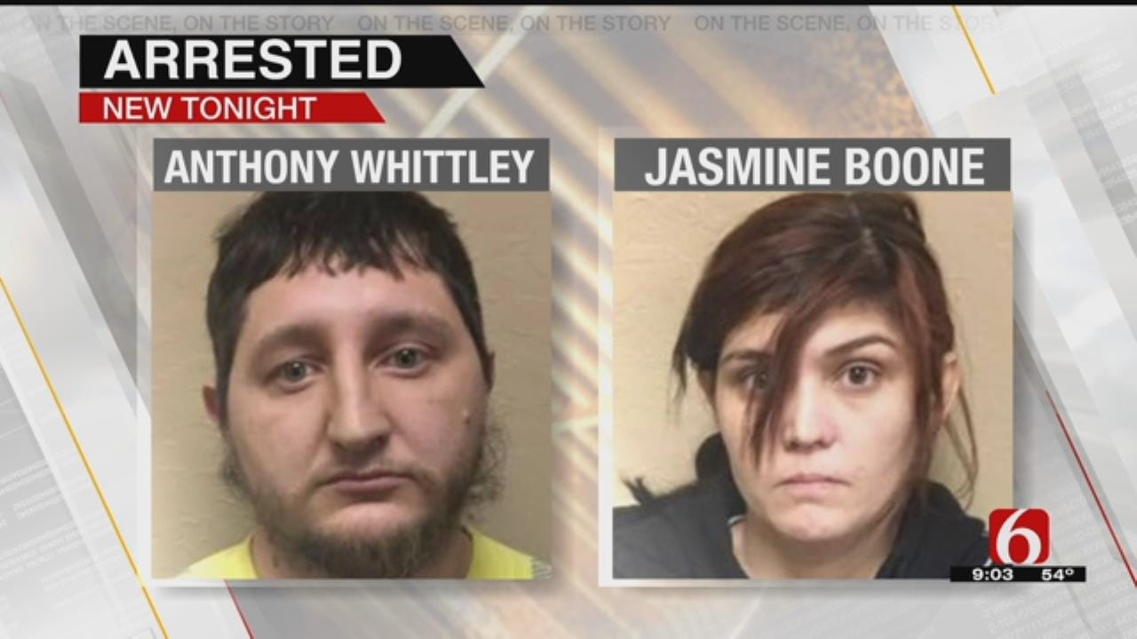 Suspected Kansas Cattle Thieves Caught In Oklahoma City