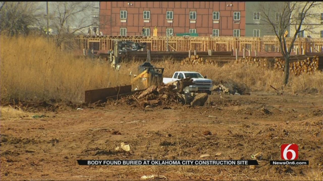 Human Remains Found At Oklahoma City Construction Site, Police Say