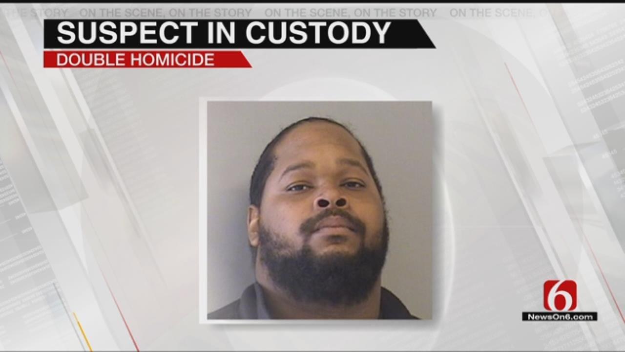 One Suspect In Custody In Tulsa Double Homicide