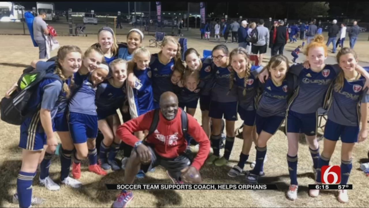 Tulsa Youth Soccer Team Raises $10,000 For Orphanage