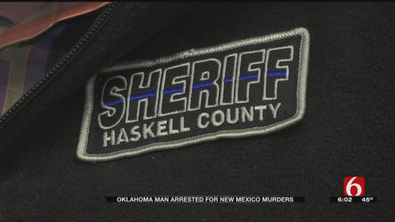 Lead Suspect In New Mexico Double-Homicide Arrested In Haskell County