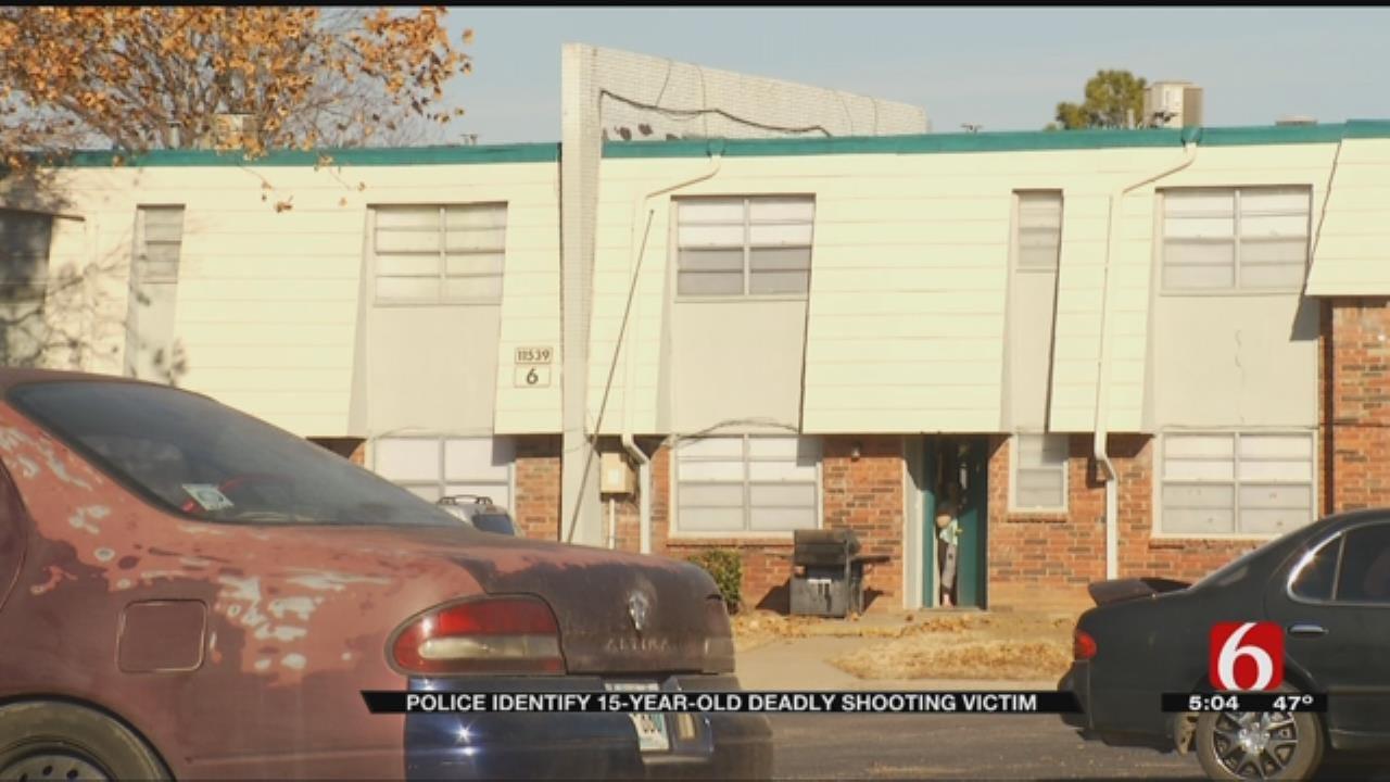 Police Identify Juvenile Victim In Tulsa Apartment Shooting