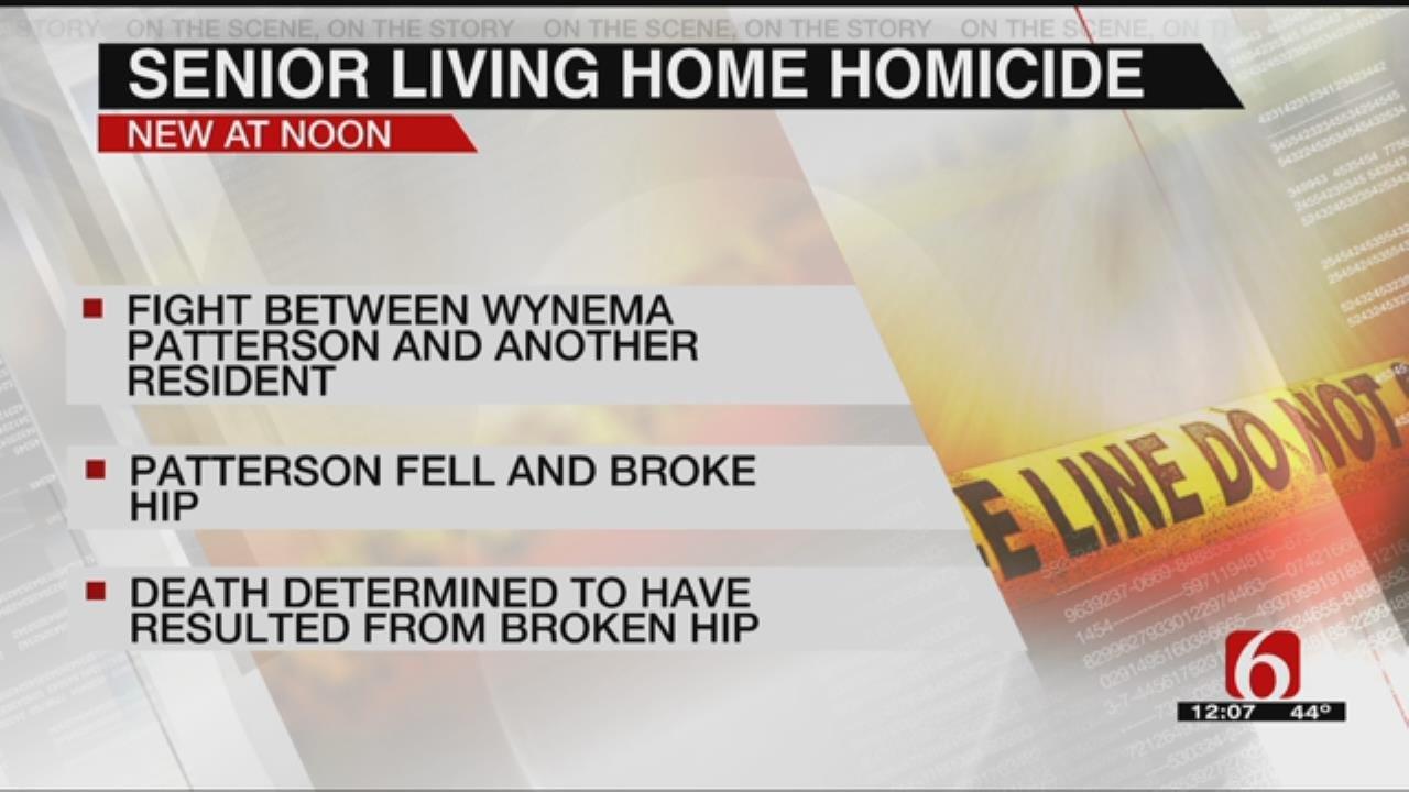 Medical Examiner Rules Death At OKC Senior Living Center A Homicide