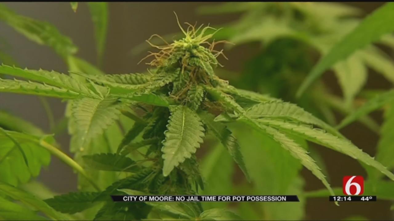 Oklahoma Town Decriminalizes Marijuana With Ordinance Changes