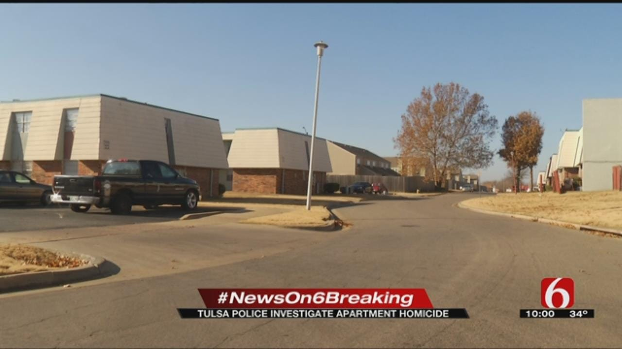 Juvenile Dies After Shooting At Tulsa Apartment Complex