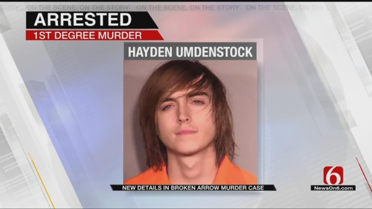 Broken Arrow Homicide Suspect Tells Police He Killed His Father