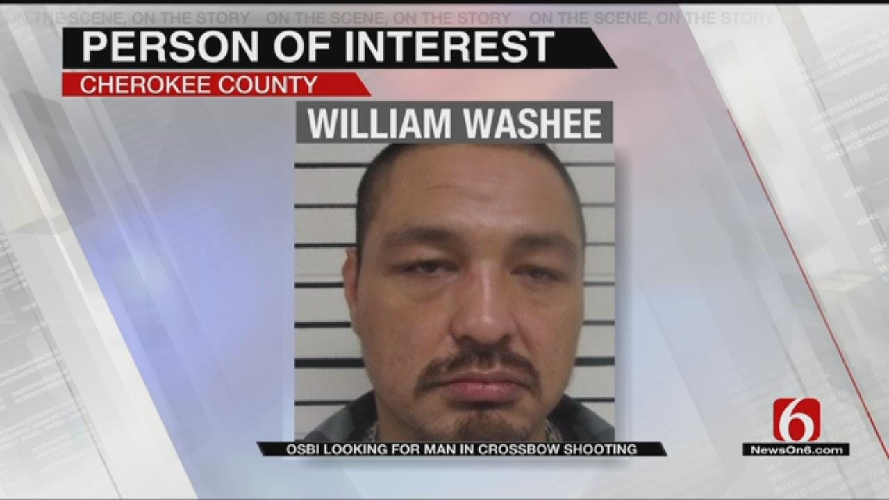 Deputies Searching For Person Of Interest After Crossbow Shooting