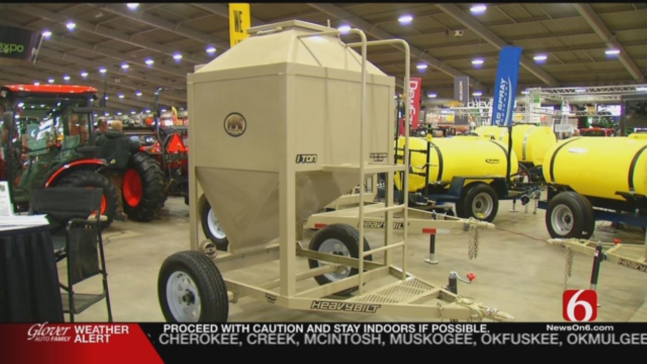 Expo Square Hosts Tulsa Farm Show