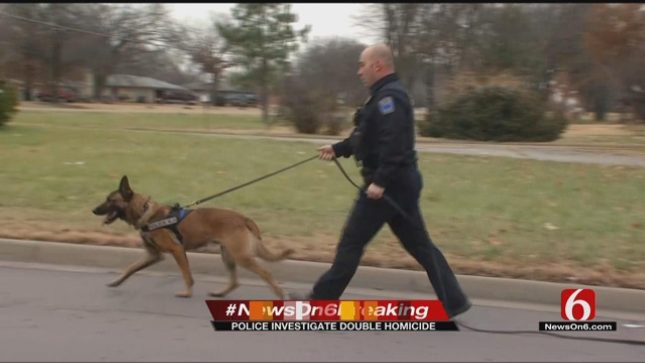 Tulsa Police Investigate Double Homicide