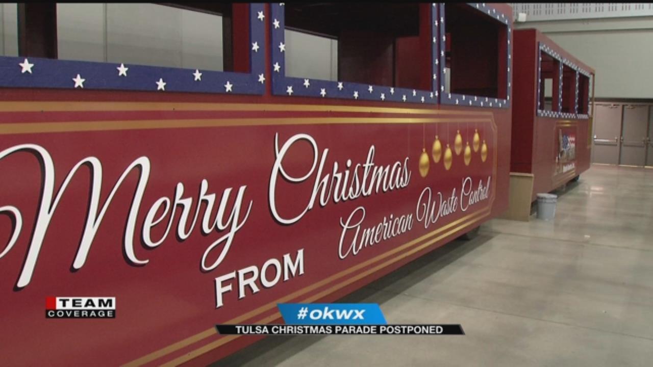 Christmas Parades Canceled By Threat Of Oklahoma Storm