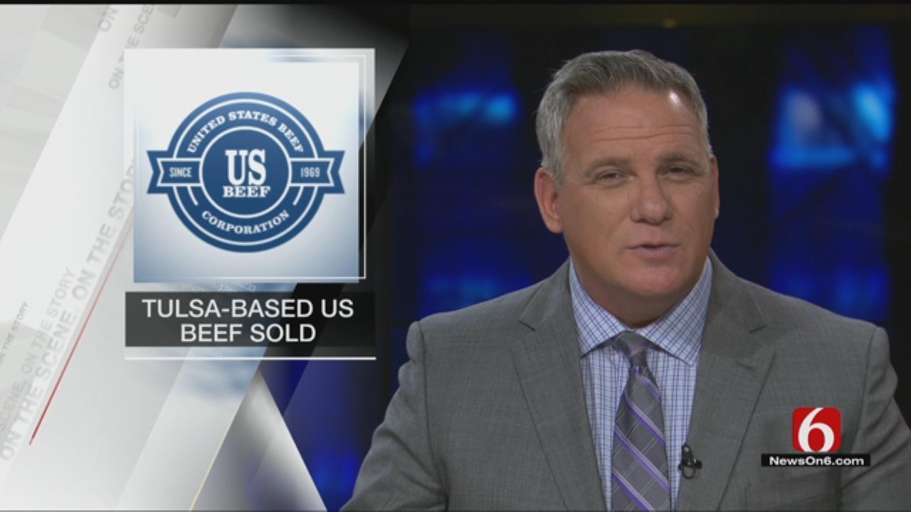 Tulsa's US Beef Sells 368 Arby's Restaurants