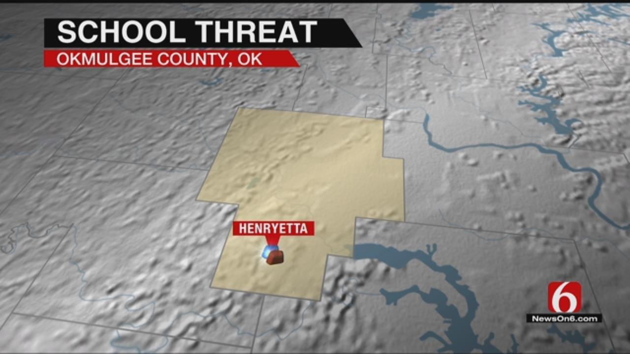Henryetta Schools Take Extra Precautions After Threat